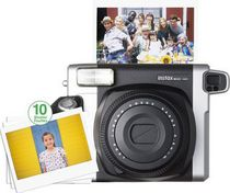 Appareil photo grand format WIDE 300 Instax de Fujifilm avec 10 poses