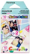 Fujifilm Party Pack Candypop & Stained Glass Instax Mini Film