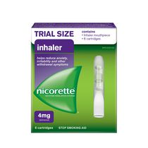 Nicorette® Stop Smoking Aid Inhaler