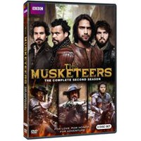 The Musketeers: The Complete Second Season (English)
