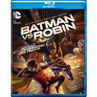 Batman Vs. Robin (Blu-ray) (Bilingual)
