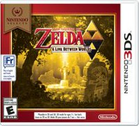 Nintendo Selects: The Legend of Zelda: A Link Between Worlds