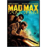 Mad Max: Fury Road (Special Edition) (DVD + Digital Copy With UltraViolet) (Bilingual)