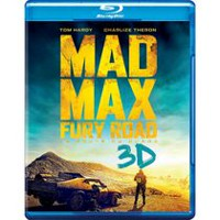 Mad Max: Fury Road (Blu-ray 3D + Blu-ray) (Bilingual)