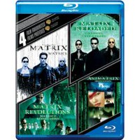 4 Films Préférés : Collection Matrice - Matrice / La Matrice Rechargée / Matrice Révolutions / Animatrix (Blu-ray) (Bilingue)