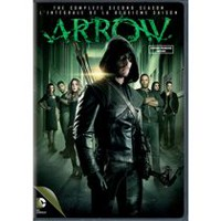 Arrow: The Complete Second Season (Bilingual)