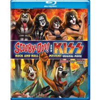 Scooby-Doo! Recontre Avec KISS: Film Original (Blu-ray + DVD + Format Numérique HD UltraViolet) (Bilingue)
