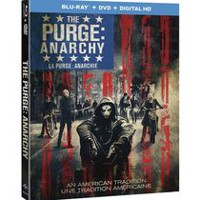 The Purge: Anarchy  (Blu-ray + DVD + Digital HD) (Bilingual)