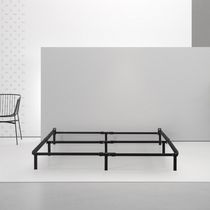 Spa Sensations by Zinus Compack Adjustable Steel Bed Frame, for Box Spring & Mattress Set, Fits Twin to Queen