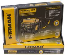 Firman Power Equipment Up To 4,550 Watt Portable Generators Wheel Kit