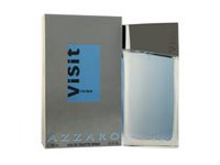 Azzaro Visit Eau De Toilette Spray For Men 100 ml