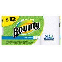 Bounty® Select-A-Size™ Paper Towels
