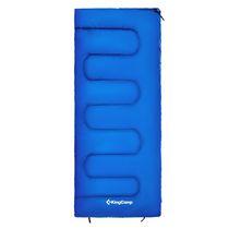 KingCamp Oxygen 300 Sleeping Bag in blue