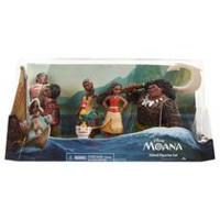 Disney Moana Figure Set