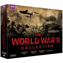 The World War II Collection: Copenhagen / Hitler On Trial / Wodehouse In Exile / Castles In The Sky