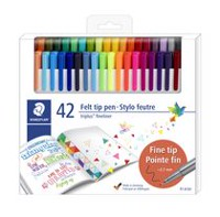 Staedtler Triplus Fineliner Point Pens