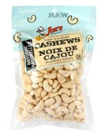 Joe's Tasty Travels - Raw Medium Cashews