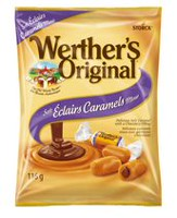 Werther's Original Soft Éclairs Caramel Candies