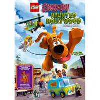 LEGO: Scooby-Doo! Haunted Hollywood - Original Movie (DVD + Minifigure) (Bilingual)