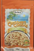 Grace Caribbean Combos Rice and Red Kidney Beans