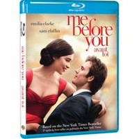 Me Before You (Blu-ray + DVD + Digital HD) (Bilingual)