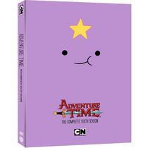 Cartoon Network: Adventure Time - The Complete Sixth Season