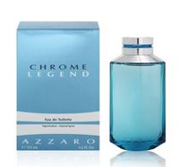 Azzaro Chrome Legend Eau De Toilette Spray For Men 125 ml