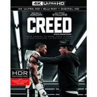 Creed (4K Ultra HD + Blu-ray + Digital HD) (Bilingual)