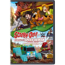 Scooby-Doo! And WWE: Curse Of The Speed Demon (Bilingual)