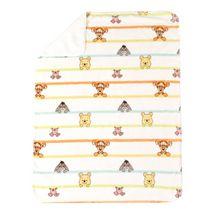 Disney Baby Winnie The Pooh Plush Blanket