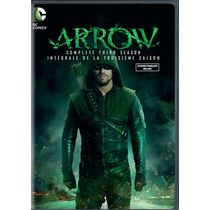 Arrow: Complete Third Season (Bilingual)