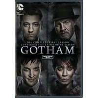 Gotham: The Complete First Season (Bilingual)