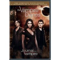 The Vampire Diaries: The Complete Sixth Season (Bilingual)