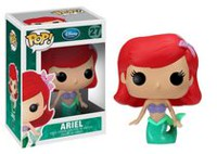Figurine en vinyle Ariel de Little Mermaid par Funko POP!
