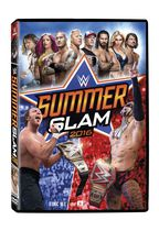 WWE 2016 - SummerSlam 2016 - Brooklyn, NY - August 21, 2016 PPV