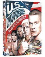 WWE 16 U.S. Championship A Legacy of Greatness DVD