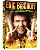 Série télévisée WWE 2016 - Eric Bischoff - Sports Entertainment's Most Controversial Figure, DVD - Anglais