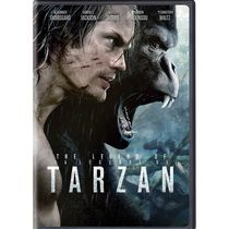 The Legend Of Tarzan (Special Edition) (DVD + Digital Copy) (Bilingual)