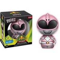 Funko Dorbz: Power Rangers, Pink Ranger, Glow-in-the-Dark Exclusive