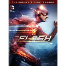 The Flash: The Complete First Season (DVD + 'Suicide Squad' Ticket Offer)