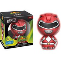 Funko Dorbz: Power Rangers, Red Ranger, Glow-in-the-Dark Exclusive