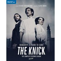 The Knick: The Complete Second Season (Blu-ray + Digital HD) (Bilingual)