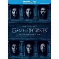 Game Of Thrones: The Complete Sixth Season (Digital HD + Flipbook) (Livecard)