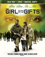 The Girl With All The Gifts (Blu-ray + DVD + Digital Copy)