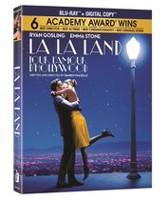 La La Land - Walmart Exclusive Limited Edition Artwork (Blu-ray + Digital Copy)