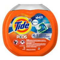 Tide PODS Plus Febreze Active Fresh Odor Defense Laundry Detergent Pacs