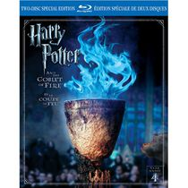 Harry Potter And The Goblet Of Fire (Two-Disc Special Edition) (Blu-ray) (Bilingual)