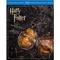 Harry Potter And The Deathly Hallows: Part I (Two-Disc Special Edition) (Blu-ray) (Bilingual)