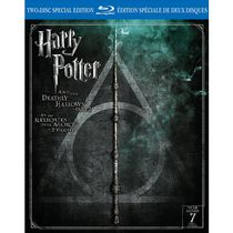 Harry Potter And The Deathly Hallows: Part II (Two-Disc Special Edition) (Blu-ray) (Bilingual)