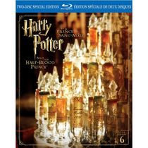 Harry Potter And The Half-Blood Prince (Two-Disc Special Edition) (Blu-ray) (Bilingual)